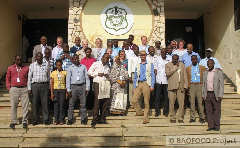 BAOFOOD Consortium Meeting September 2017