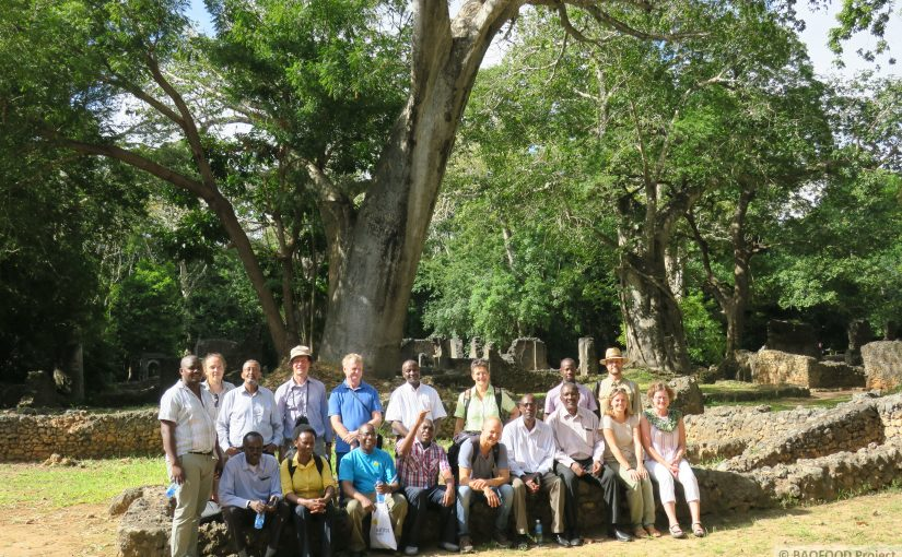 BAOFOOD Consortium Meeting in Kilifi, Kenya