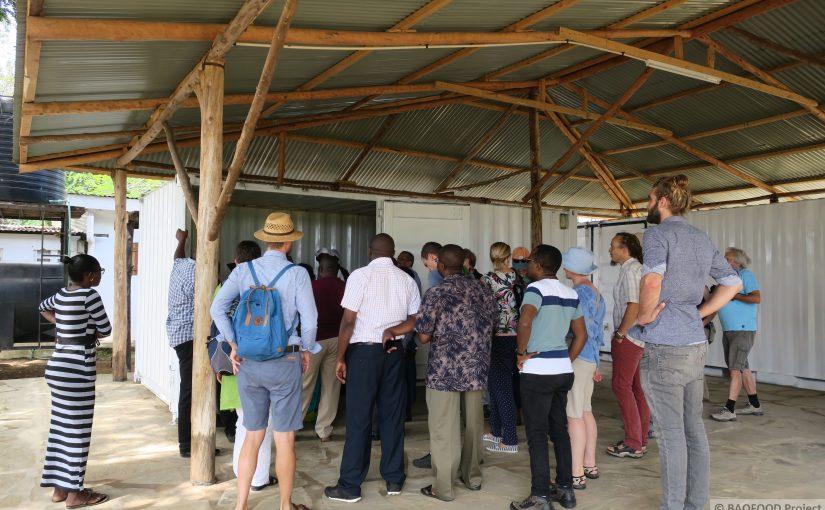 Community-based baobab processing pilot in Kilifi nearing completion
