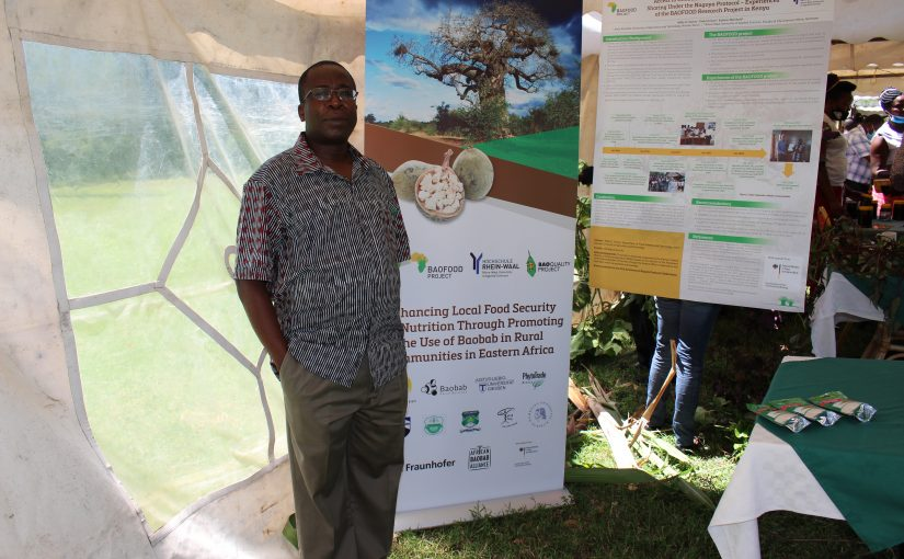 Prof. Willis Owino invited to present experiences from the BAOFOOD and BAOQUALITY projects at the 10th Anniversary Nagoya Protocol Celebrations